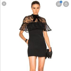 Self portrait black dress size 2